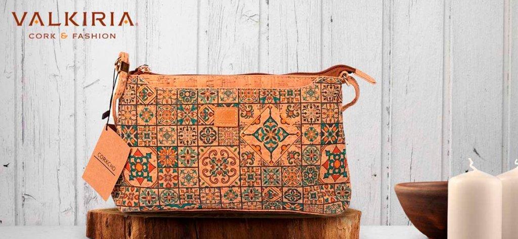 El Corcho es la nueva tendencia en bolsos y accesorios
